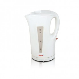 BOUILLOIRE PLASTIQUE HWK2  HARPER 2200W, CAPACITÉ 1.7. WHITE