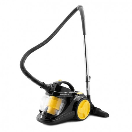 ASPIRATEUR SANS SAC CYCLONIQUE 800W SKOOP YELLOW ERP